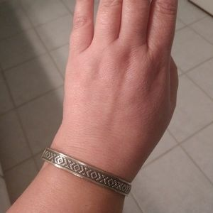 Jewelry - Sterling silver cuff/bangle